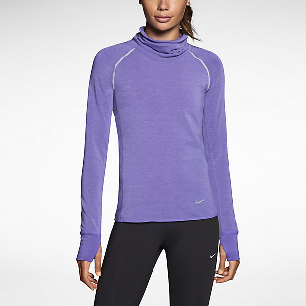 Nike Dri-FIT Sprint Fleece Pullover
