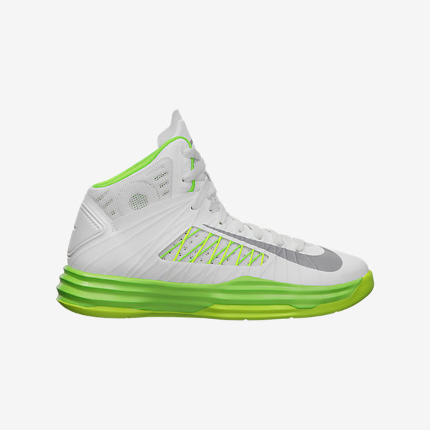 Nike Hyperdunk 2012 (3.5y-7y) Boys' Basketball Shoe