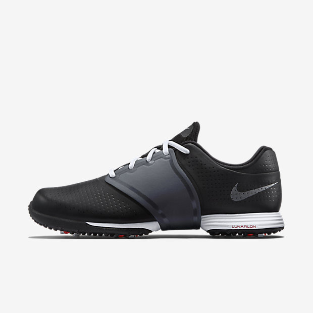 I can't describe how comfortable the new Lunar Control's are compared to other golf shoes I have worn. They took the look of the saddle shoe