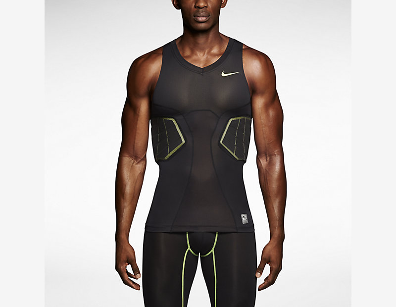 Nike Pro Hyperstrong - Compression Elite Sleeveless