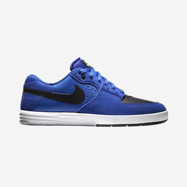 Paul Rodriguez 7 Blue Nike sb Paul Rodriguez 7 Low