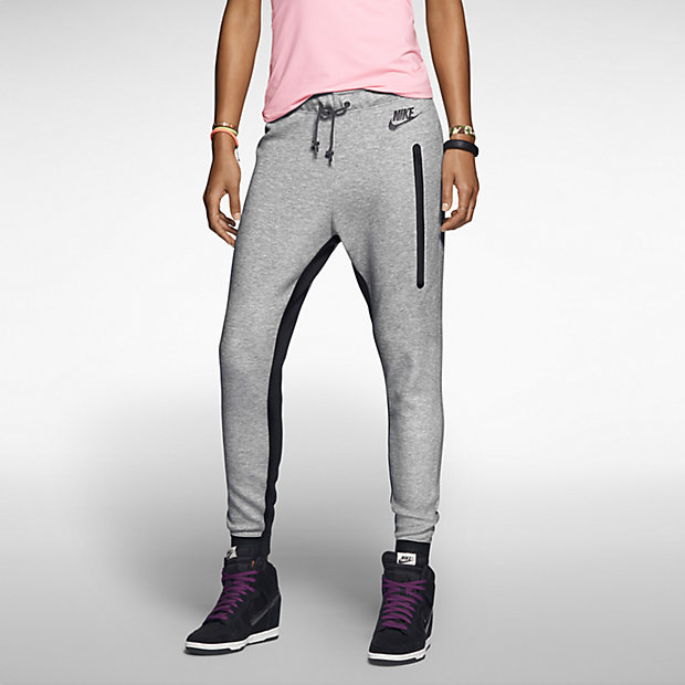 Fantastic Nike Tech Fleece Pant Grey Heather  WeAre Shop
