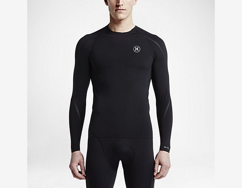 Hurley Phantom Compression Long-Sleeve