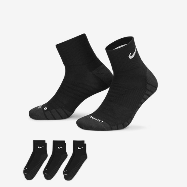 Nike Dry Cushion Quarter