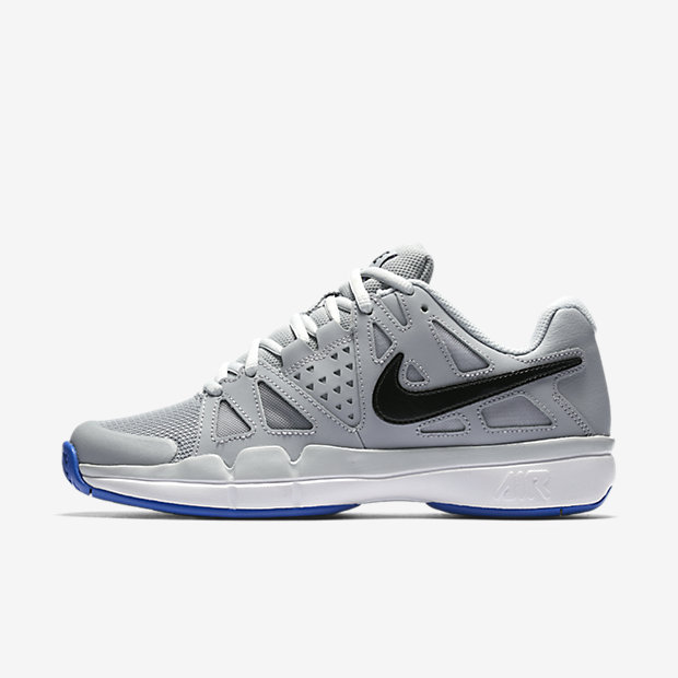 NikeCourt Air Vapor Advantage Women's Tennis Shoe - Grey
