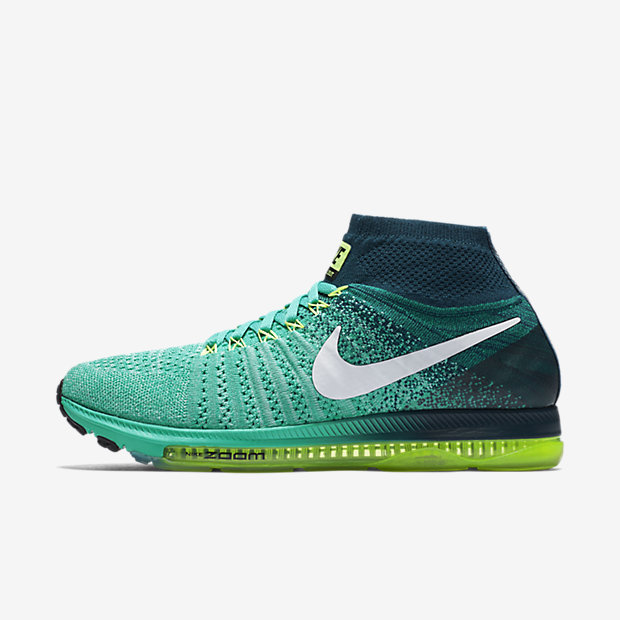 Мужские беговые кроссовки Nike Air Zoom All Out Flyknit от Nike