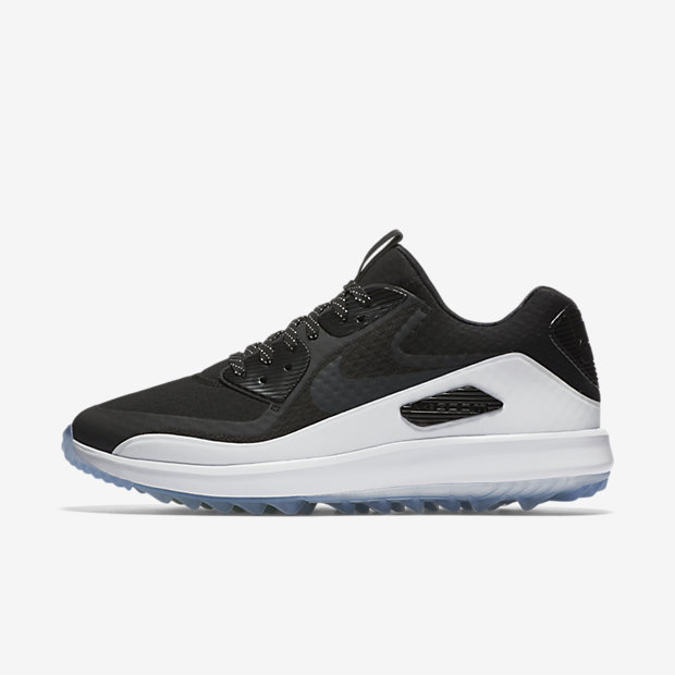Nike Air Zoom 90 IT Men's Golf Shoe - Black