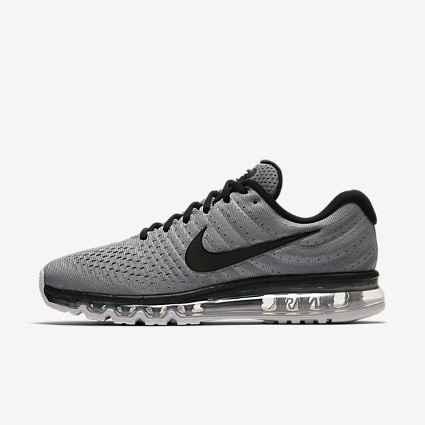 Nike Air Max 2017 Men's Running Shoe - Grey