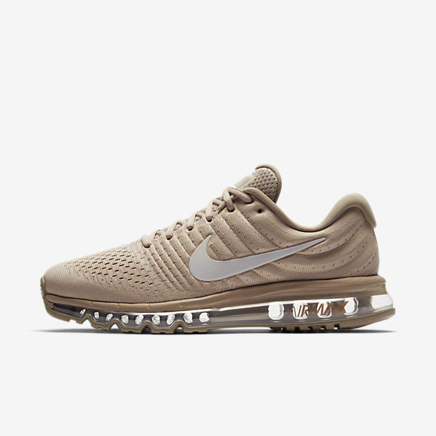 Nike Air Max 2017 Men's Running Shoe - Khaki