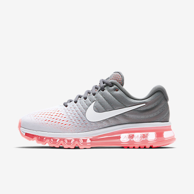 Nike Air Max 2017 Women's Running Shoe - Silver