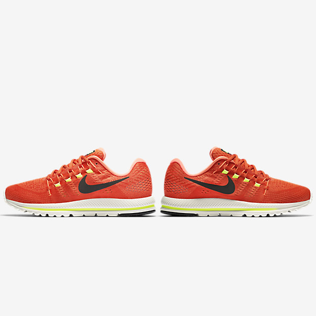 Nike Air Zoom Vomero 12 Men's Running Shoe - Orange
