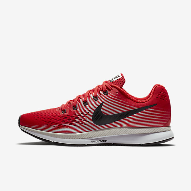 Nike Air Zoom Pegasus 34 Men's Running Shoe - Red