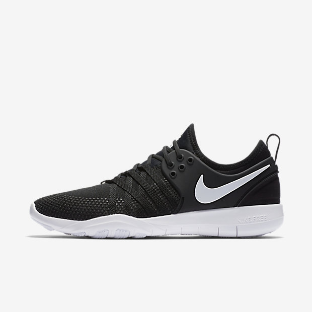 Nike Free TR 7 Women's Training Shoe - Black