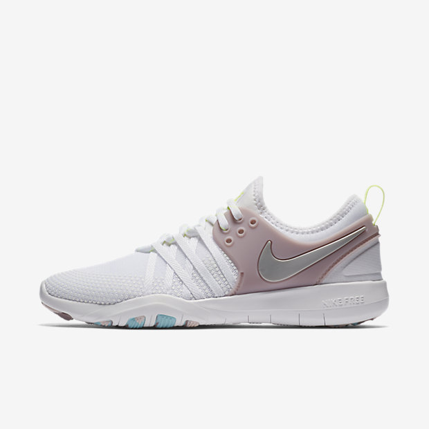 Nike Free TR 7 Women's Training Shoe - White