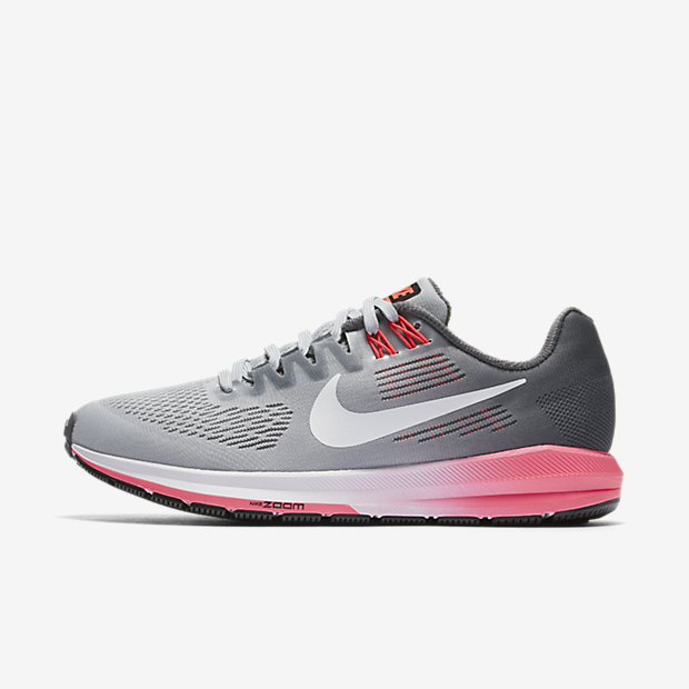 Nike Air Zoom Structure 21 Women's Running Shoe - Grey