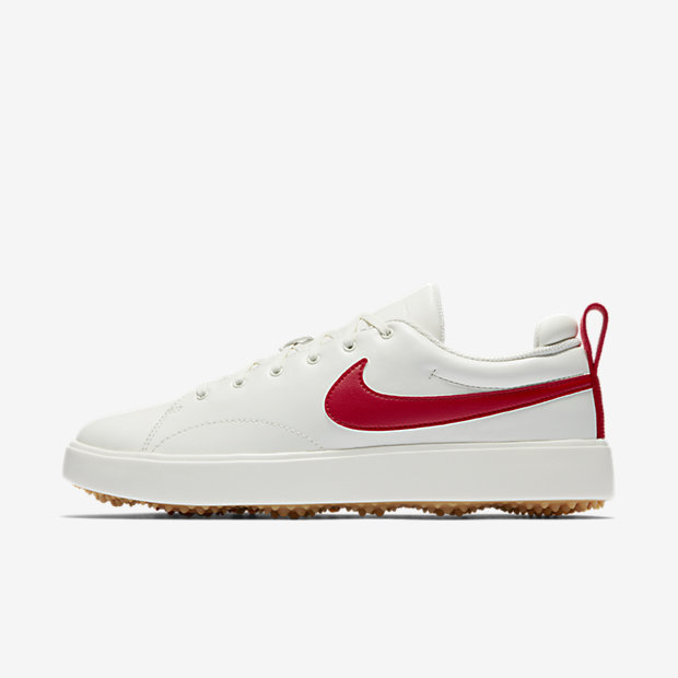 Nike Course Classic Men's Golf Shoe - Cream