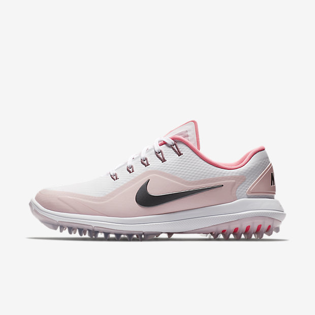 Nike Lunar Control Vapor 2 Women's Golf Shoe - White