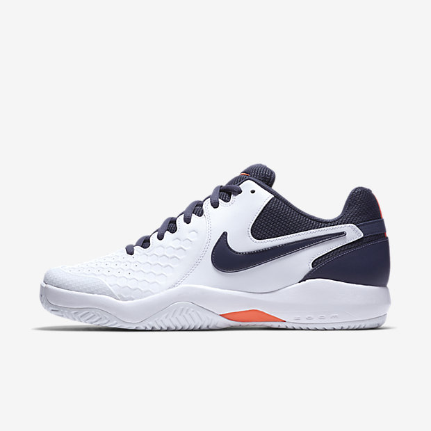 NikeCourt Air Zoom Resistance Men's Tennis Shoe - White