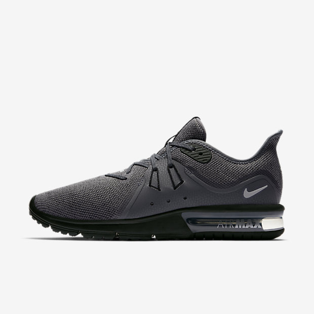 Nike Air Max Sequent 3 Men's Running Shoe - Grey