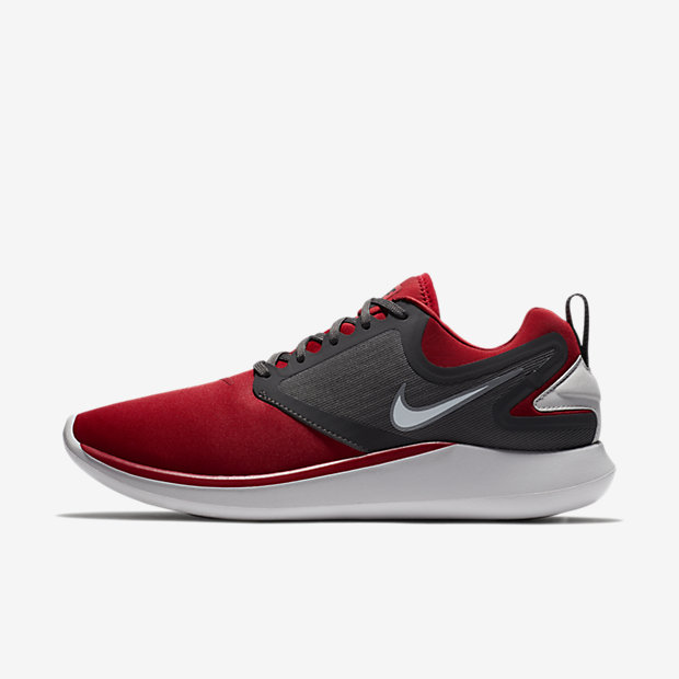 Nike LunarSolo Men's Running Shoe - Red