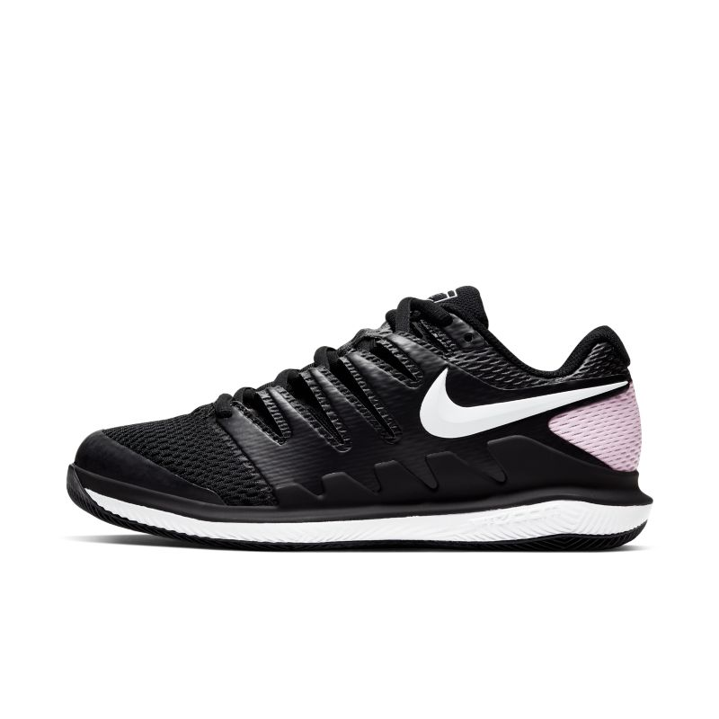 NikeCourt Air Zoom Vapor X tennissko til hard court til dame - Black