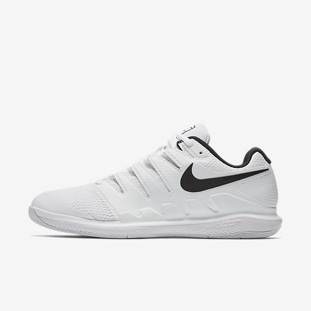NikeCourt Air Zoom Vapor X Men's Tennis Shoe - White
