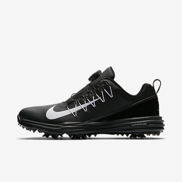 Nike Lunar Command 2 Boa(r) Women's Golf Shoe - Black