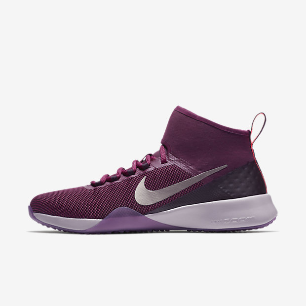 Nike Air Zoom Strong 2 Gem Women's Bootcamp, Workout Shoe - Purple