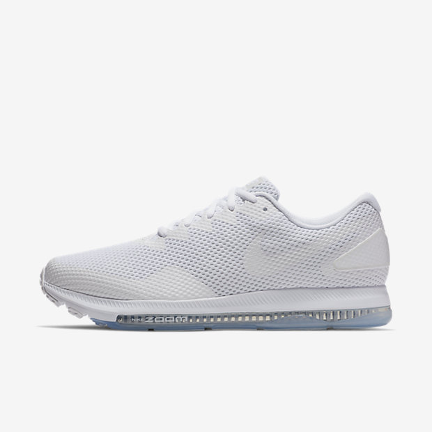 Nike Zoom All Out Low 2 Men's Running Shoe - White