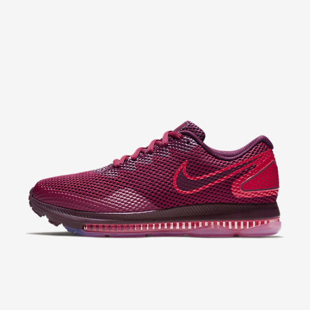 Nike Zoom All Out Low 2 Women's Running Shoe - Red