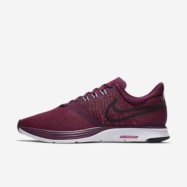 Nike Zoom Strike Women's Running Shoe - Purple