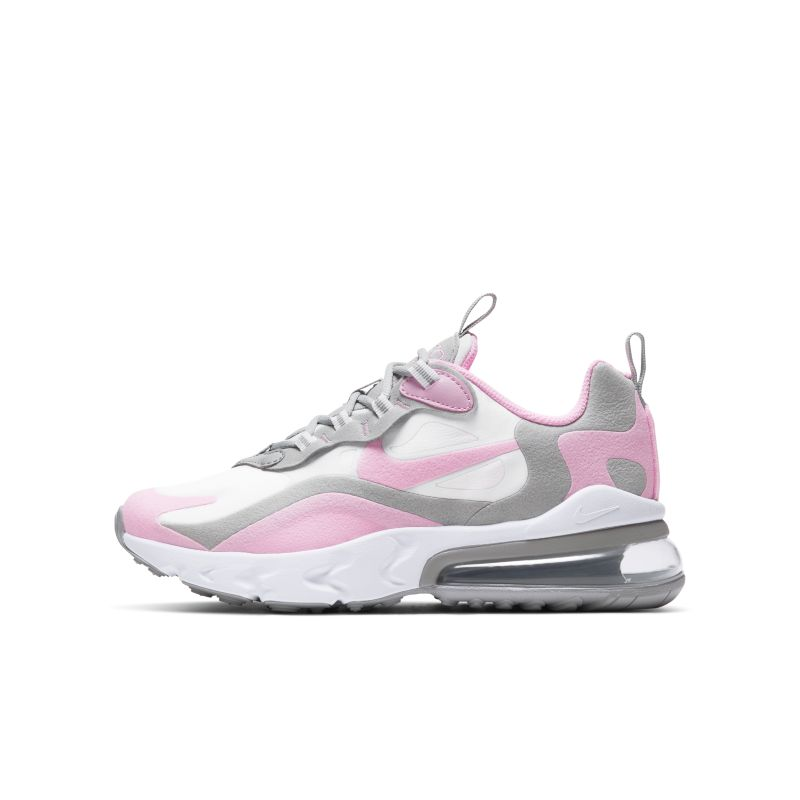 Nike Air Max 270 React sko til store barn - White