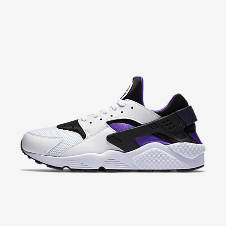 nike air huarache 2017 mens purple