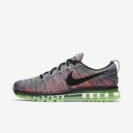 Nike Flyknit Air Max Mens Multicolor
