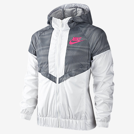 Nike Windrunner Big Kids' (Girls') Jacket (XS-XL). Nike.com