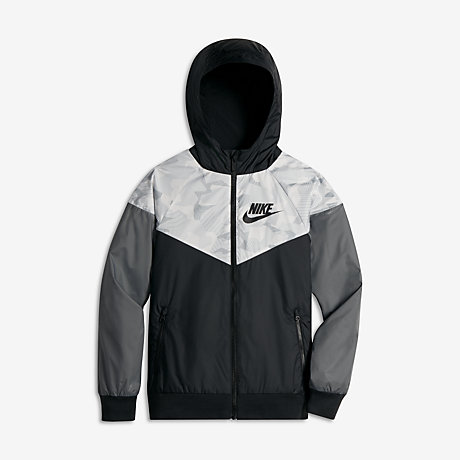Nike Sportswear Windrunner Big Kids' (Boys') Jacket (XS-XL). Nike.com