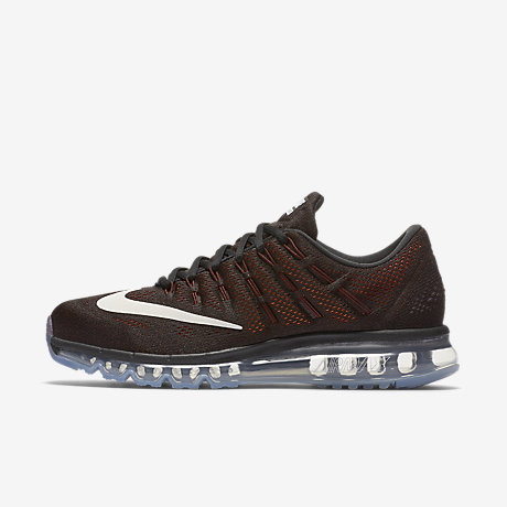 Nike Air Max 2016 Gray Black White Mens Running Trainers Shoes