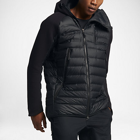 Nike Sportswear Tech Fleece AeroLoft Men's Down Jacket. Nike.com