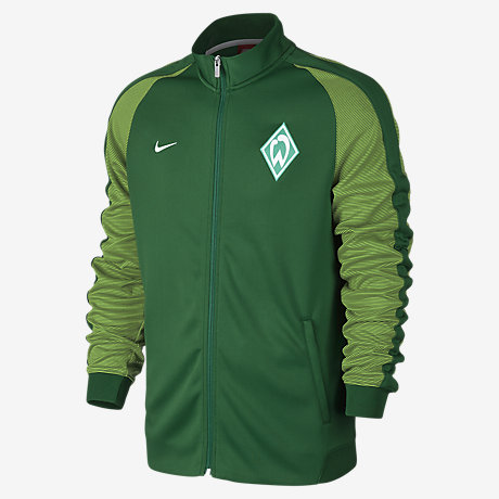 nike werder br me maillot domicile 2015 16 junior tom jules. Black Bedroom Furniture Sets. Home Design Ideas