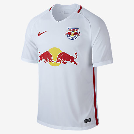 rb 2016  2016/17 RB Salzburg Stadium Home Men\u0027s Football Shirt. Nike.com ZA