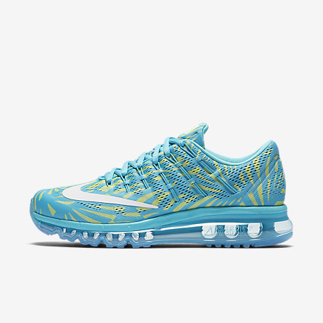 Mens Nike Air Max 2016 Print Running Shoes