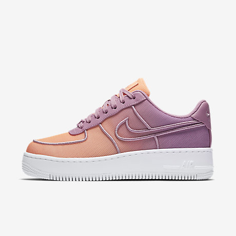 nike air force 1 low mujer rojas
