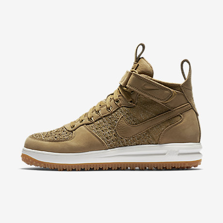 Nike Lunar Force 1 Flyknit Workboot Men's Shoe. Nike.com