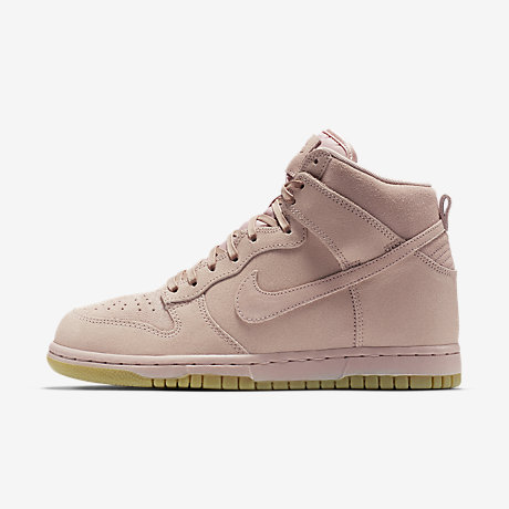 nike women dunks high premium