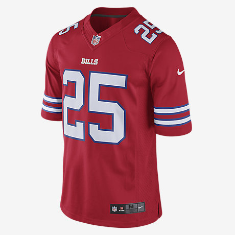 a704b4d64af NFL Jersey's Men's Buffalo Bills LeSean McCoy Nike Red Color Rush Limited  Jersey 2016-10-25 15:52:21. NFL Jersey's Women's ...