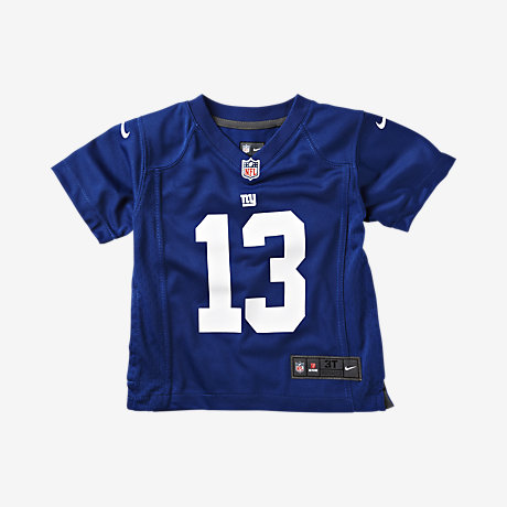 NFL Jerseys - NFL New York Giants (Odell Beckham Jr.) Kids' Football Home Game ...