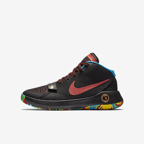 KD Trey 5 III (3.5y-7y) Kids' Basketball Shoe. Nike.com