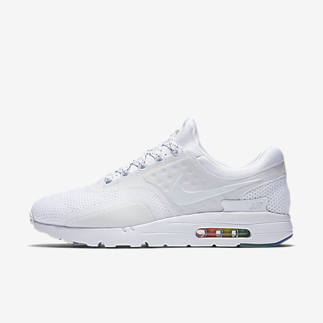 air max one blanches
