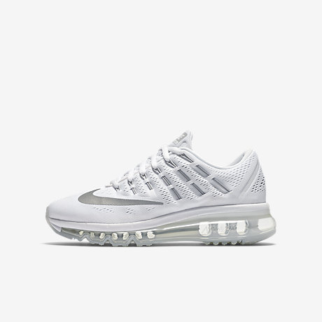 Nike Air Max 2016 Zwart Kids
