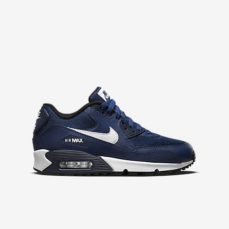 Nike Air Max 90 Navy Blue And White